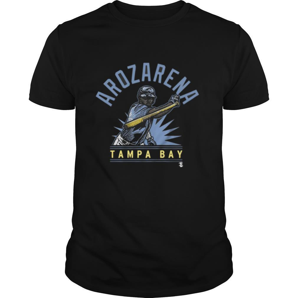 Randy Arozarena Tampa Bay Baseball shirt