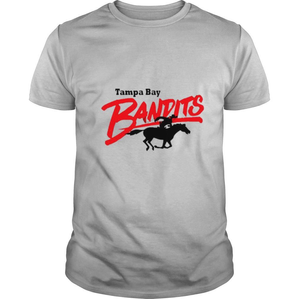 Tampa Bay Bandits shirt
