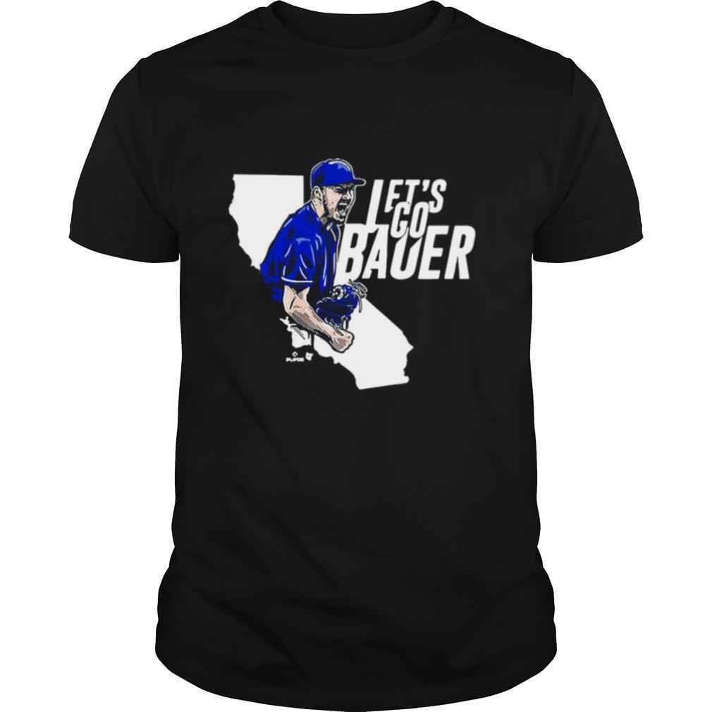 Let's Go Bauer shirt