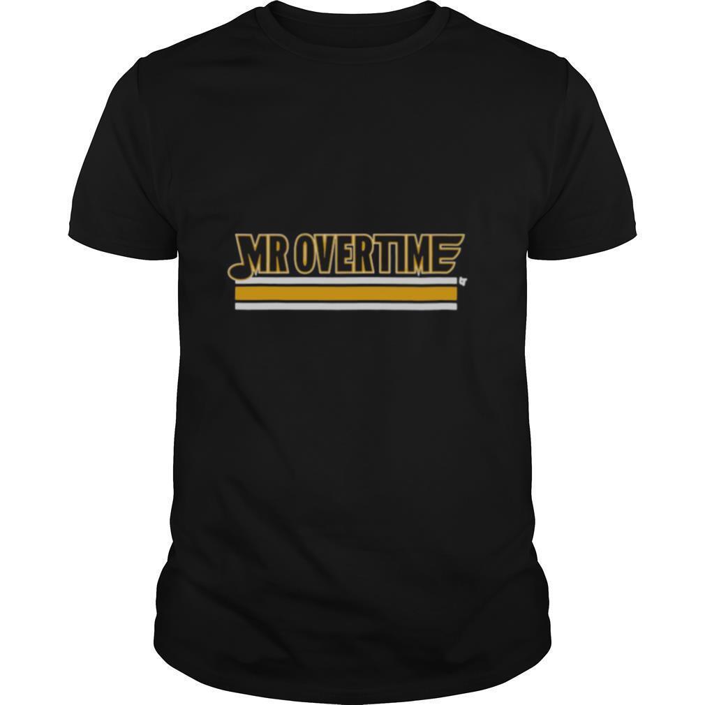Mr Overtime Vintage shirt