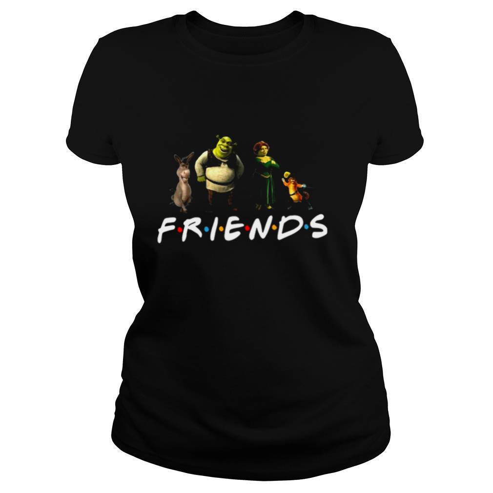 Shrek Friends Disney shirt