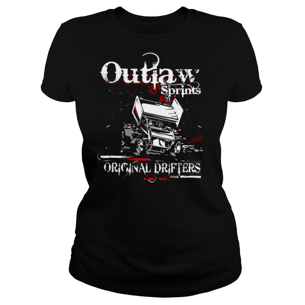 Sprint Car Racing Outway Sprints Original Drifters shirt