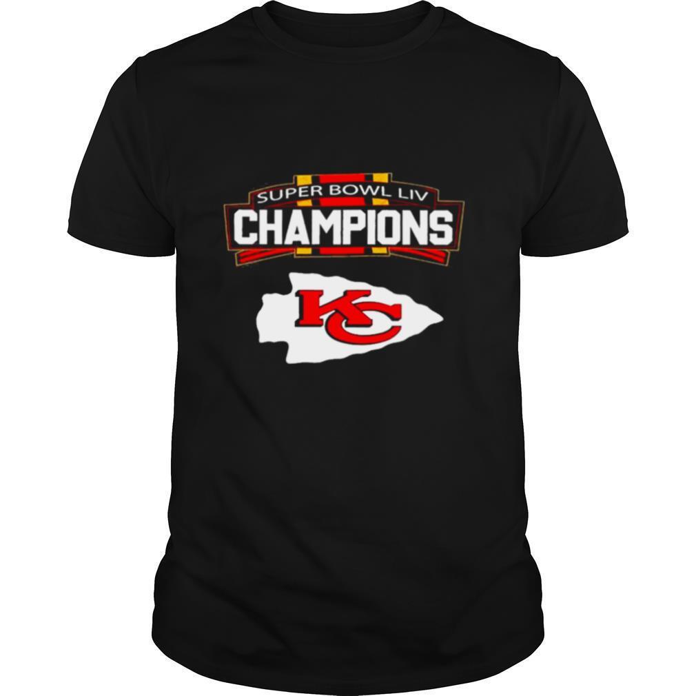 Super Bowl Champions Kansas City Chiefs shirt