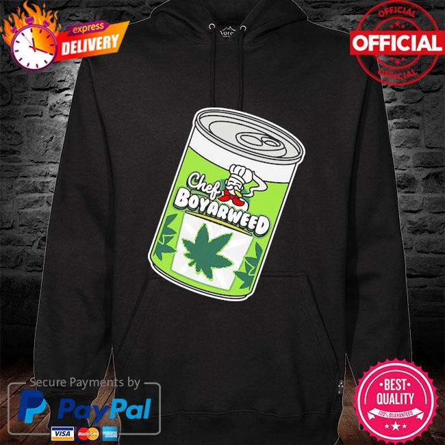 2021 chef boyarweed s hoodie black