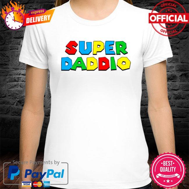 2021 super daddio happy father's day shirt
