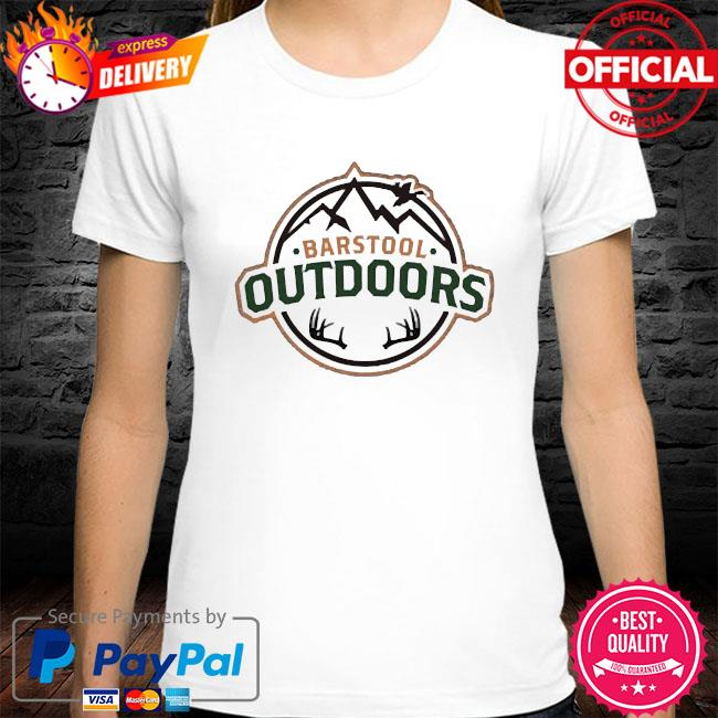 Barstool outdoors shirt