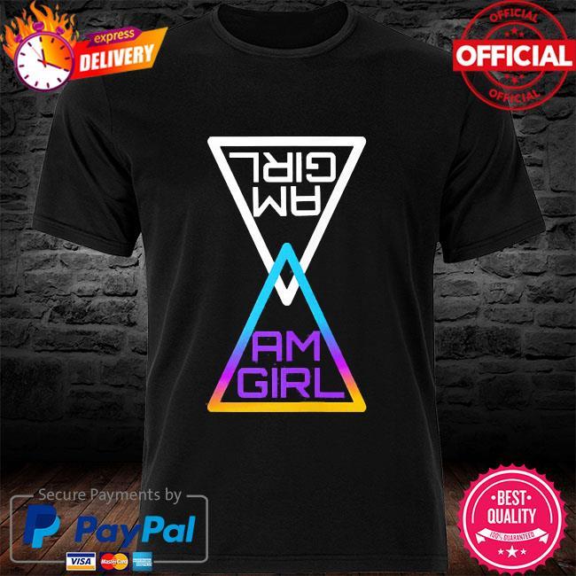 Buy am a girl shirt