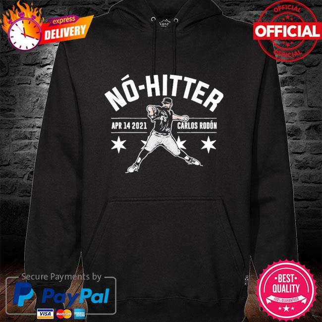 Carlos rodon no hitter s hoodie black