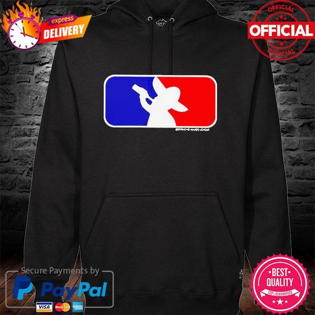 Cool mexican cowboy logo 2021 hoodie black