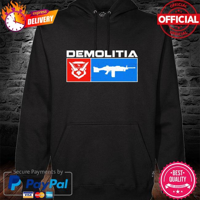 Demolition ranch demo saw patriot hoodie black