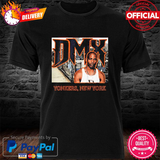 Dmx yonkers new york shirt
