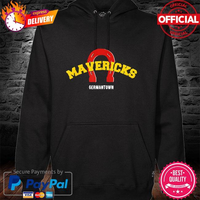 Germantown mavericks madison ms school spirit hoodie black