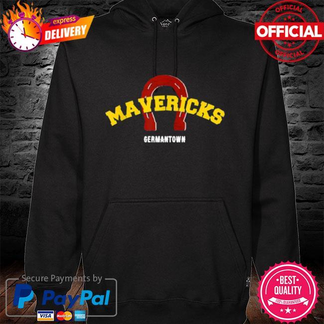 Germantown mavericks madison s hoodie black