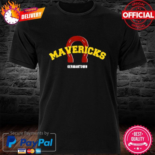Germantown mavericks madison shirt