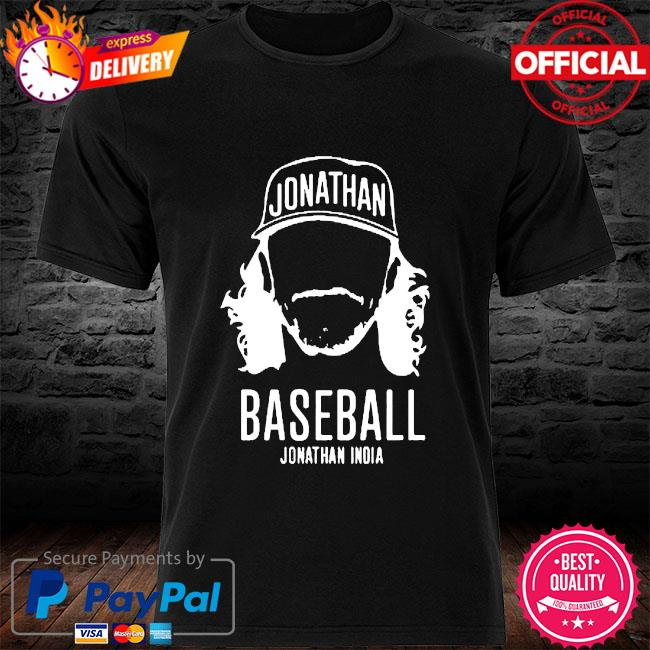Jonathan baseball jonathan India shirt