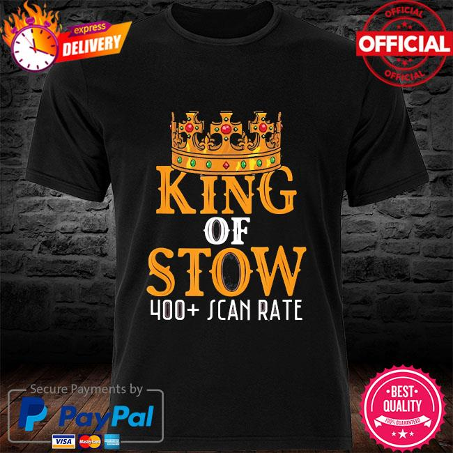 King of stow 400 stow rate 2021 shirt