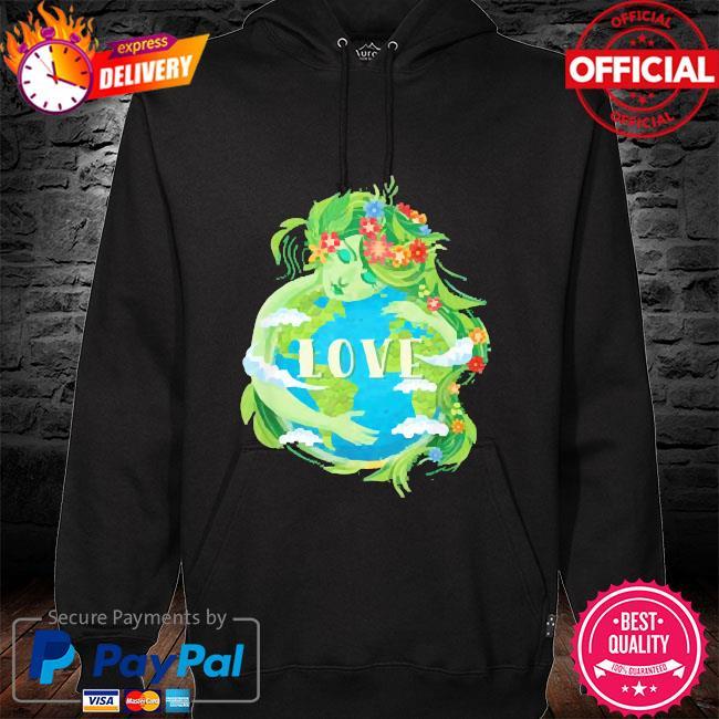 Love mother 2021 hoodie black