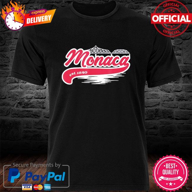 Monaca pa hometown shirt