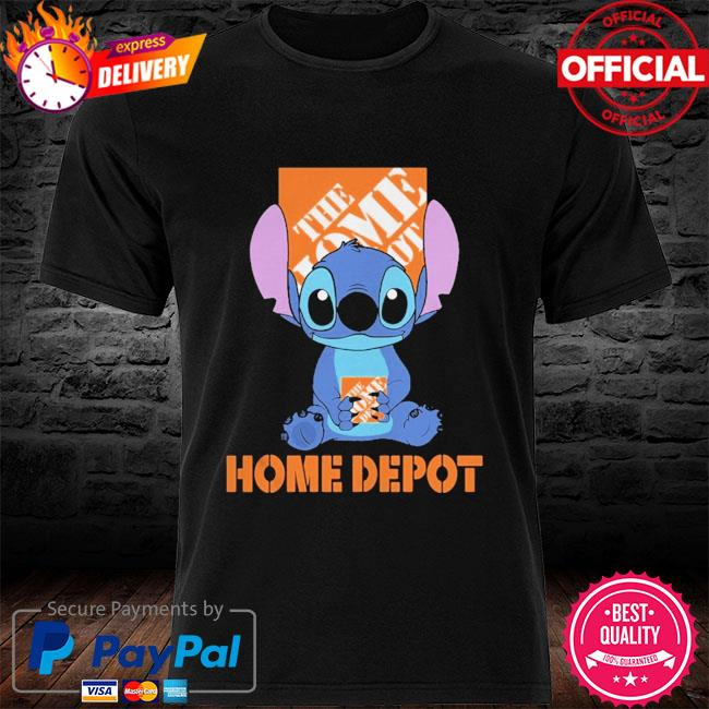 Official Baby stitch hug Home Depot 2021 shirt