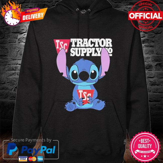 Official Baby stitch hug tsc tractor supply 2021 hoodie black