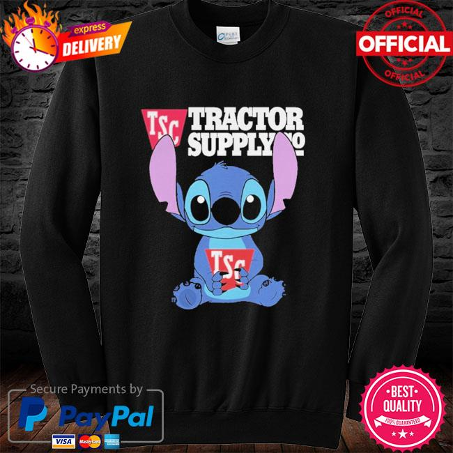 Official Baby stitch hug tsc tractor supply 2021 long sleeve black