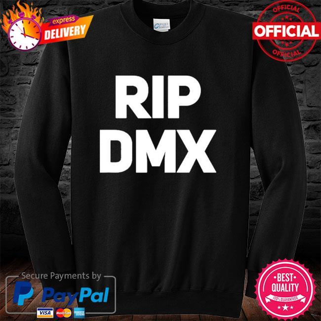 Official Rip dmx long sleeve black