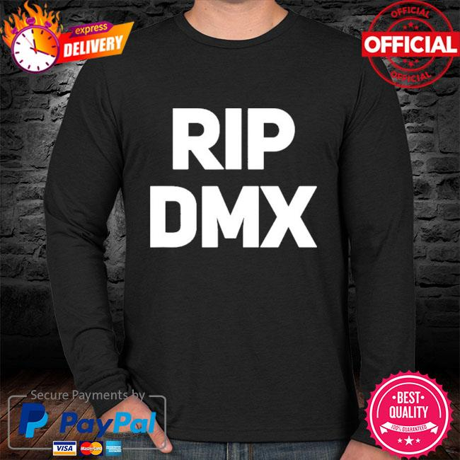 Official Rip dmx sweater black