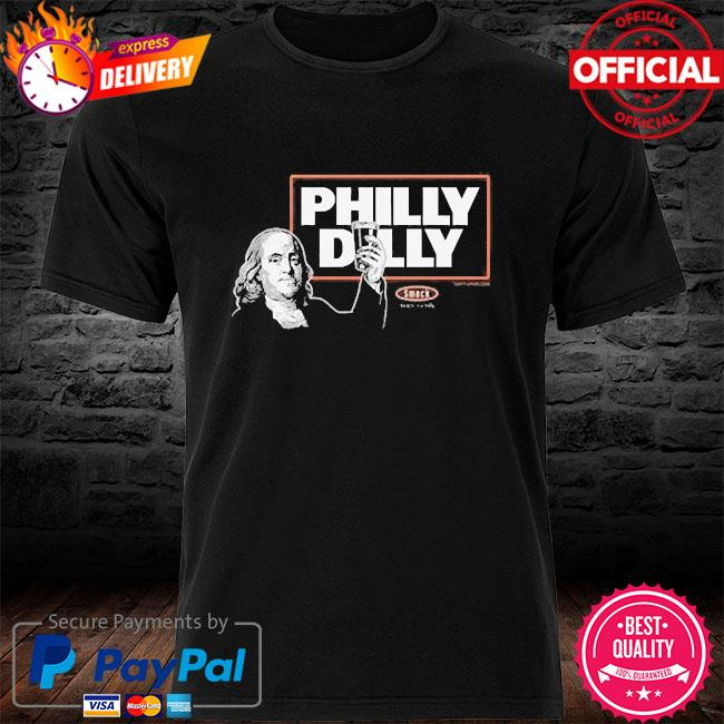 Philly dilly hockey shirt