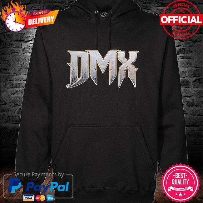 Rip dmx 2021 hoodie black
