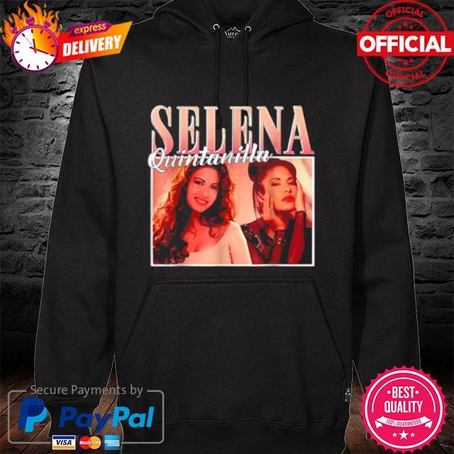 Selenas quintanilla love music 80s 70s s hoodie black