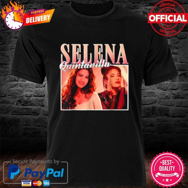Selenas quintanilla love music 80s 70s shirt