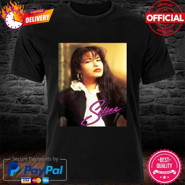 Selenas quintanilla love signature shirt