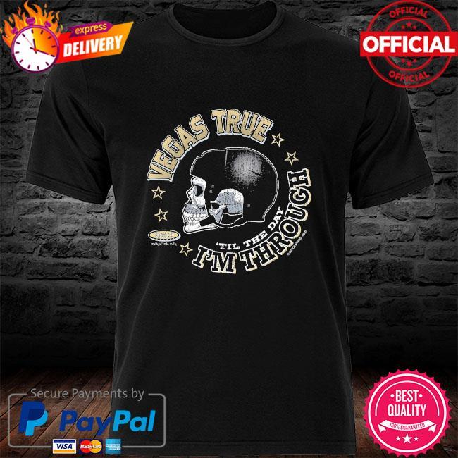 Skull Vegas pro hockey apparel shirt