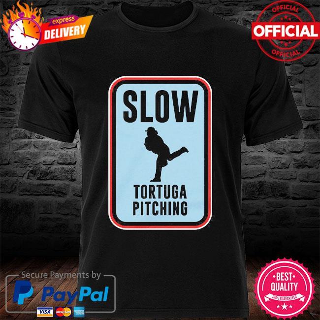 Slow tortuga pitching 2021 shirt