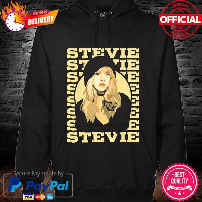 Stevie shirt nicks hoodie black