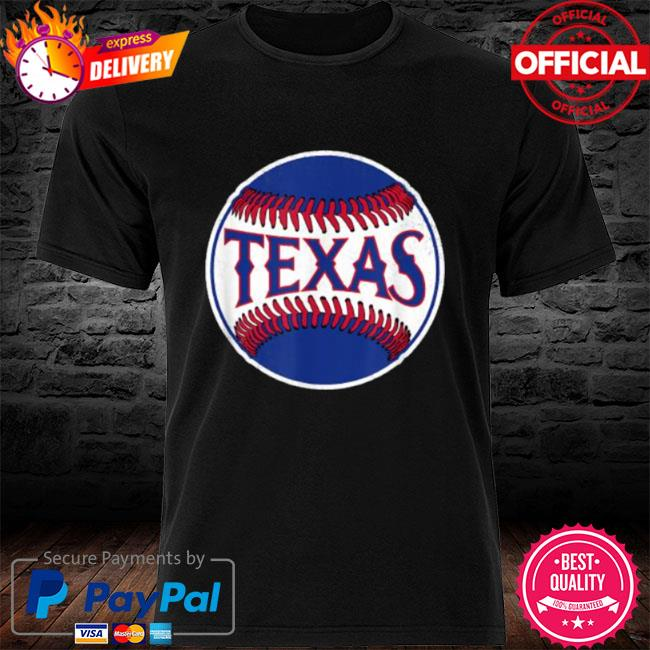 Texas baseball tx vintage shirt
