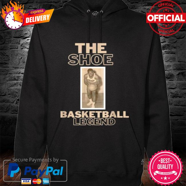The shoe basketball legend s hoodie black