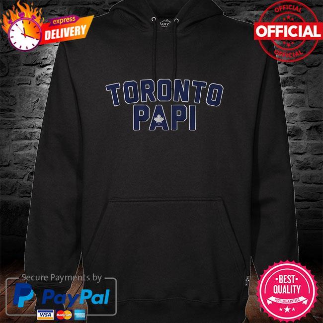 Toronto Papi hoodie black
