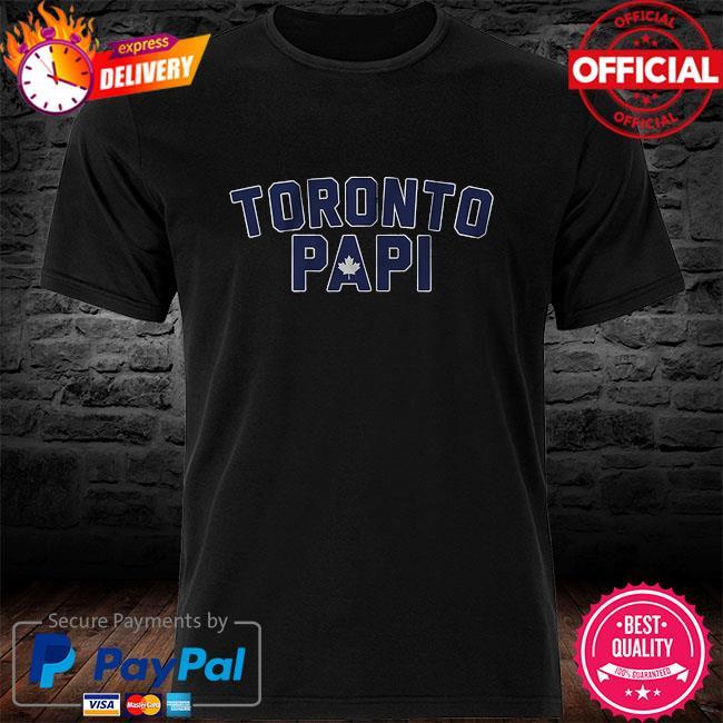 Toronto Papi shirt