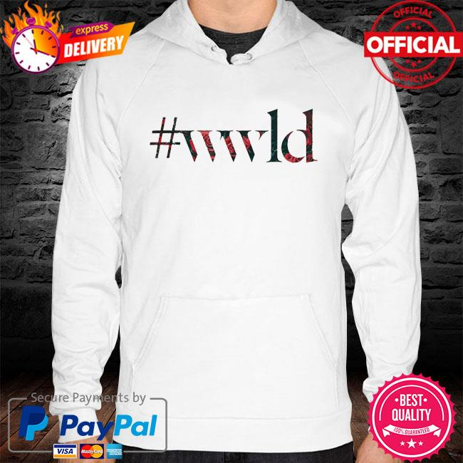 What would lindsey do s hoodie white