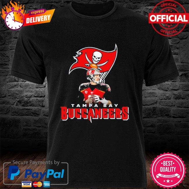 2021 tom brady tampa bay buccaneers shirt