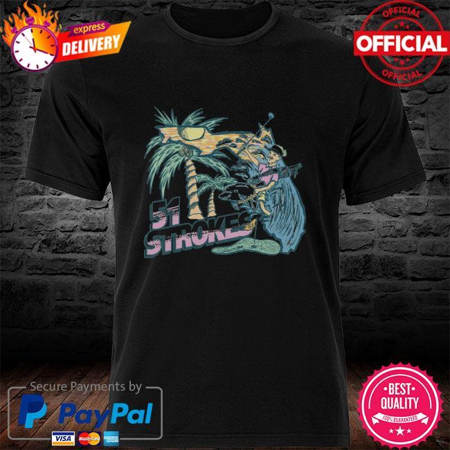 51 strokes Florida shirt