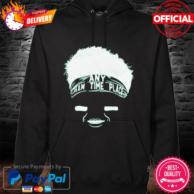 ANY TEAM TIME PLACE ZW hoodie black