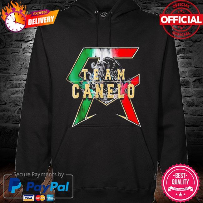 Canelos saul alvarez boxer s hoodie black