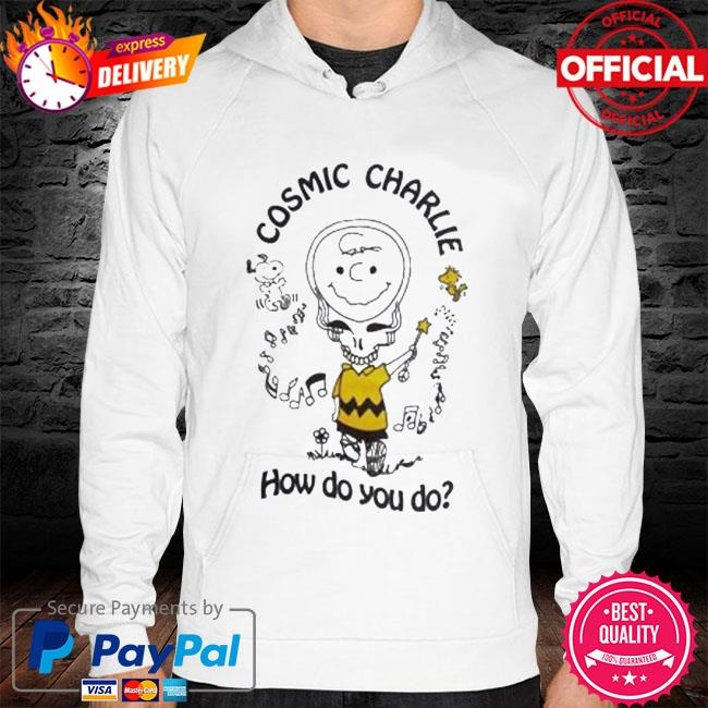 Cosmic charlie how do you do grateful dead s hoodie white