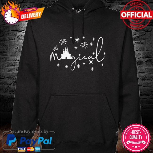 Disney Magical Shirt hoodie black