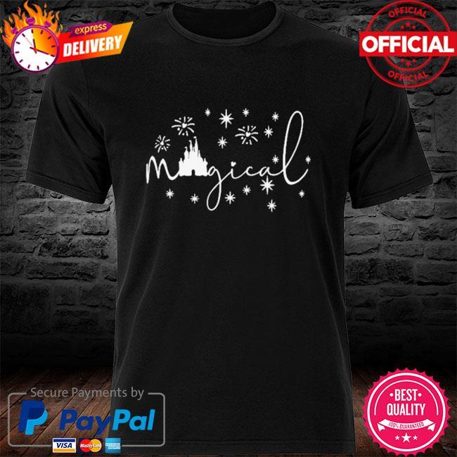Disney Magical Shirt