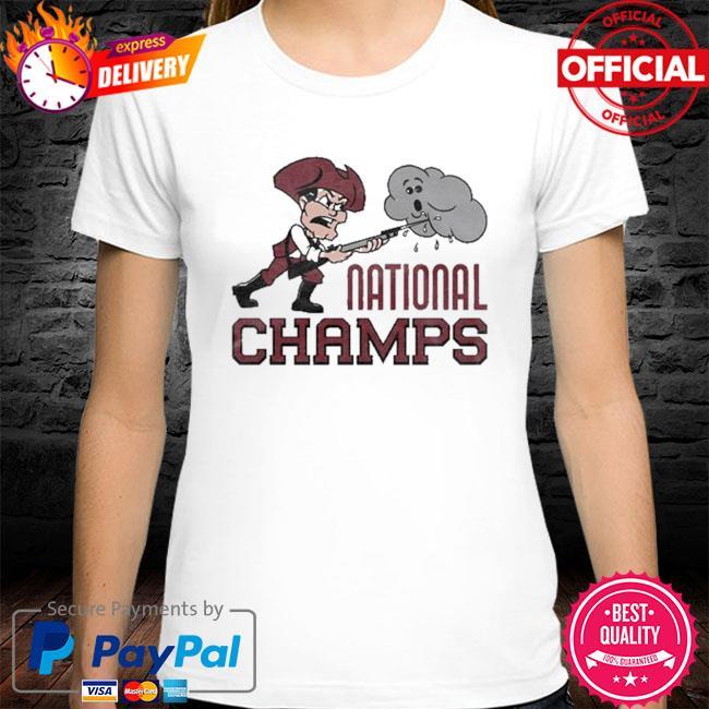 Hockey National Champs Umass Minutemen Shirt