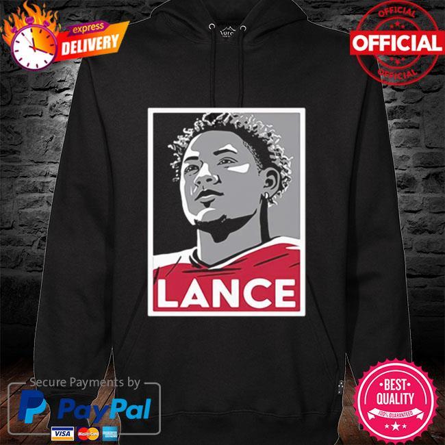 Lance Trey Lance hoodie black