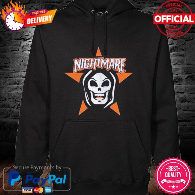 Nightmare dozen hoodie black